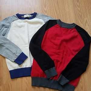 Boy's Sweater Bundle